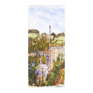 057 watercolour landscapes