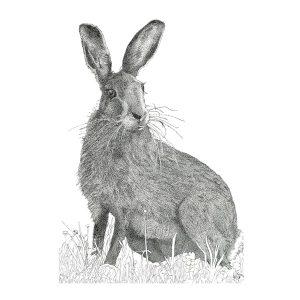 046 pointillism artwork prints