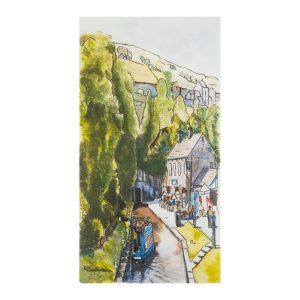057 watercolour landscape prints